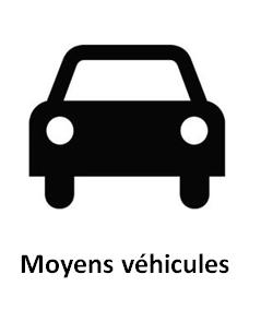 moyens véhicules